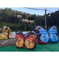 inflatable butterfly light led balloon , inflatable butterflies, event structures for night club , balloon light Manufactures