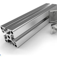 6063 - T5 Aluminium Profile System Electrophoretic Coated for Bending Cutting Manufactures