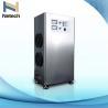 Odor free 330W Waste Water treatment ozone generator / medical ozone machine Manufactures