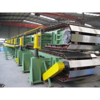 Automatic PU Sandwich Panel Production Line , Polyurethane Sandwich Panel Making Line