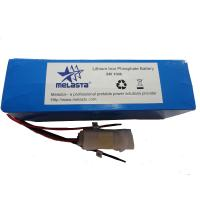 24V 10ah Electric scooter Battery LiFePO4 battery Manufactures