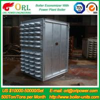 Natural Gas Industry CFB Boiler Finned Tube Petroleum Economizer In Power Plant Manufactures