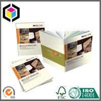 Quality Catalog Book Magazine Brochure Printing; Product Catalog Printing Service Factory for sale