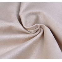 Printed knitting suede fabric cheap Sales promotion for garments and home textiles Manufactures