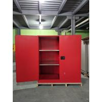 Durable Fireproof Paint Storage Lockers 12 Gallon For Combustible Liquid Manufactures