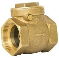 """Professional Brass Core Brass Swing Check Valve CW617 CW602 1/2""""-4"""" Inch Manufactures"""