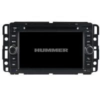 Hummer H2 2008-2011 Centrais Multimedia Android 9.0 2 Din Car Multimedia Player With DSP Support 3G 4G WiFi HUH-7723GDA Manufactures