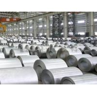 SPCC Bright Silver Galvalume Steel Coil For Construction Materials Manufactures