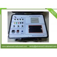 China Dynamic Characteristics of High-Voltage Circuit Breaker Test Set on sale