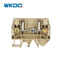 JWTL 6/1S Weidmuller Electrical DIN Mounting Screw Current Test Disconnect Terminal Blocks Manufactures
