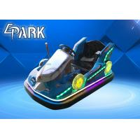 Exciting Amusement Park Battery Bumper Cars with Remote Control Start Manufactures
