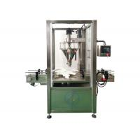 High Precision Automatic Auger Powder Filler 2g To 500g Simple Operation Manufactures