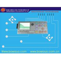 Industrial Equipment Panel Membrane Switch Backlit Keyboard 35V / 1W Manufactures