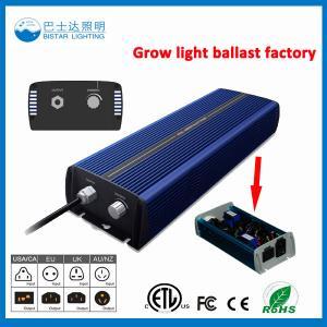 lights lighting partner Electronic ballast for HPS MH lamp Manufactures