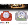 IP68 Cordless Coal Mining Lights , High Lumen Miner Headlamp for Industrial Underground Manufactures