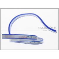 Quality Wood working 20'' / 50cm Flexible Curve Ruler with Blister Card Packing KF50 for sale
