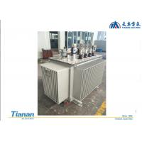 China 12kV 800KVA Outdoor Three Phase Oil Immersed Electric Power Transformer on sale