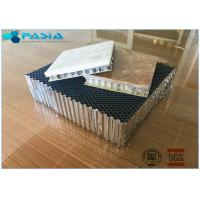 Limestone Honeycomb Core Material Panel For Indoor Decoration , 25 Mm Thickness Manufactures