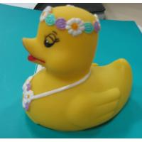 Quality Wedding Bride / Groom Christmas Rubber Duck Floating Water Resistant OEM for sale
