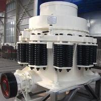 Spring CS Cone Crusher Overload Protective System High Grade Final Products Manufactures