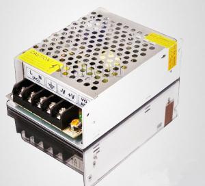 China 12v Led Strip Light Transformer , Interior Led Lighting Power Supply Led Driver on sale