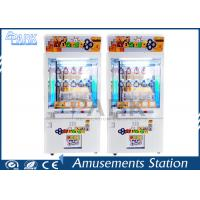 Atttractive Crane Game Machine for Adults And Children / Key Master Vending Machine Manufactures
