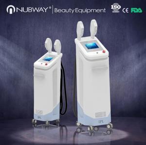 2 handles lefis shr aft- ipl elight hair removal machine 1~10Hz Manufactures
