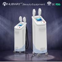 2 handles lefis shr aft- ipl elight hair removal machine 1~10Hz Manufactures