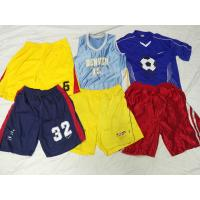 Export Factory Price First Class Jersey Wholesale Used Clothing Manufactures