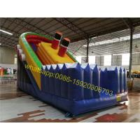 pirate bulk inflatable slide for kids Manufactures