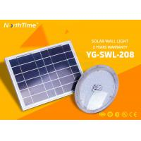 High Power Civil Solar LED Garden Lights 30W 3300LM , Solar Panel Wall Lights Manufactures
