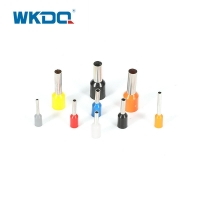 VE0508 0.5mm² Insulated Cord Wire End Ferrules Terminal Boots Lace Copper Ferrule Wire Crimp Manufactures