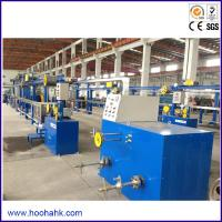 Professional 3 Cores Electrical Wire and Cable Extrusion Machine Manufactures