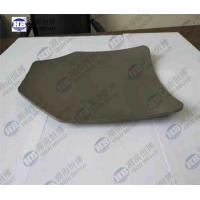 B4C Boron Carbide Ceramic Bulletproof Plates , Level 4 Body Armor Plates Manufactures
