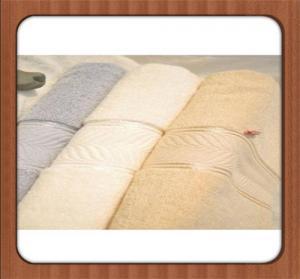 Custom 100% Cotton White Hand Towel Face Towel/Hotel Bath Cotton Towel Manufactures