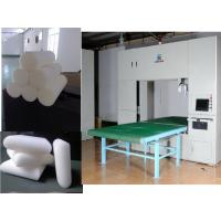 Vacuum Table Horizontal Foam Contour Cutter with Oscillating Blade For Memory Foam Manufactures