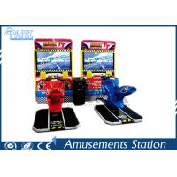 Tokyo Racing Car Arcade Driving Machine With 1 Year Warranty Manufactures