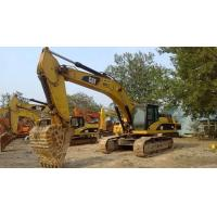 1.5cbm Bucket Capacity Used Cat Excavator 336D 33 Ton 893 Working Hours Manufactures