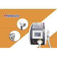 1064nm And 532nm ND Yag Laser Machine Tattoo Removal Equipment 1000MJ Manufactures
