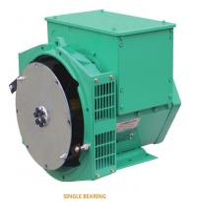 New Design Brushless AC Alternator/Generator Three Phase Alternator 6.5kw Manufactures