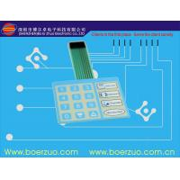 OEM / ODM Touch Keypad Membrane Touch Switch For Medical Equipment Manufactures