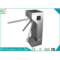 Stainless Steel Tripod Turnstile Gate Mechanism, Access Control Turnstiles System Manufactures