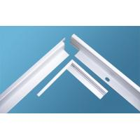 High Performance Aluminium Extrusion Channel Profiles ISO9001 Certification Manufactures
