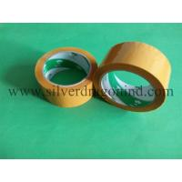 Brown colored BOPP packing tape size 48mm x 50m Manufactures