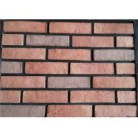 Decorative Faux Exterior Brick Vintage Styles For Home Building Manufactures