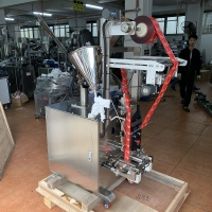 China Intelligent PLC Computer Milk Powder Packaging Machine on sale