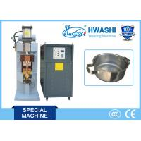 20KVA Capacitor Discharge Spot / Projection Welders for Cook Pot Handle Manufactures