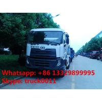 best quality factory supply 6*4 12m3 Japan brand UD  cement mixing truck, hot sale UD brand cement mxier truck Manufactures
