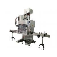 Single Head Automatic Capping Machine With Stainless Steel Frame Manufactures