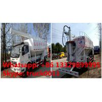 2017s best Dongfeng Euro Ⅴ 5-7tons livestock poultry feed truck for sale, factory sale best price 12m3 bulk feed truck Manufactures